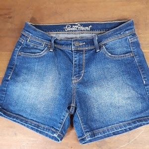 Old Navy | Sweetheart Denim  Shorts | Size 2